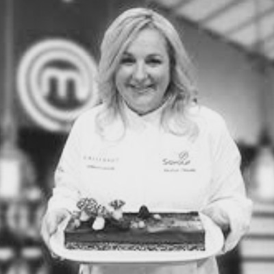 Kirsten Tibballs, Director, Savour Chocolate and Patisserie School