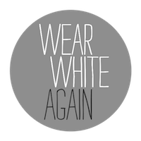 Wear White Again